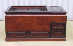 Hibachi table 1B